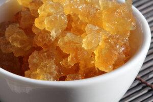 XXL Ginger Root Getränk mit 60g Kefirkristallen für 2 L Ingwerlimonade - Natural-Kefir-Drinks