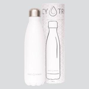 Isolierflasche 500 ml, Trinkflasche aus Edelstahl - Fancy Trinken