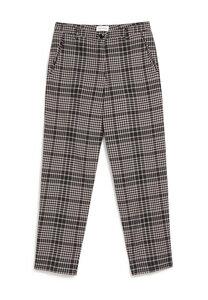 VARMAA CLASSY CHECK - Damen Hose aus TENCEL Lyocell Mix - ARMEDANGELS
