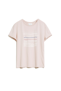 NAALIN OUR OCEAN - Damen T-Shirt aus Bio-Baumwolle - ARMEDANGELS
