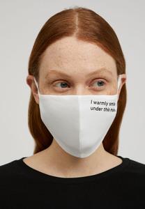 REDAAV 2.0 TC WARMLY Unisex Behelfs-Mund-Nasen-Maske aus Bio-Baumwoll-Mix - ARMEDANGELS