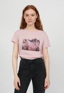 NAALIN HEATHLAND - Damen T-Shirt aus Bio-Baumwolle - ARMEDANGELS