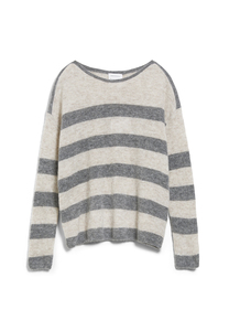 ANAA FINE STRIPES - Damen Pullover aus Alpaka Mix - ARMEDANGELS