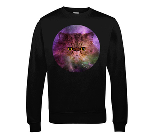 Katziversum Sweatshirt Unisex - What about Tee
