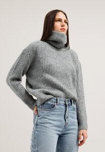 ILSAA - Damen Pullover aus Bio-Woll Alpaka Mix - ARMEDANGELS