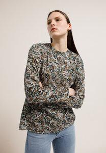 SADJAA HEATHER WINTER - Damen Bluse aus LENZING ECOVERO - ARMEDANGELS