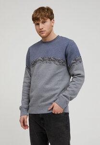 YAARICK MOUNTAINS - Herren Sweatshirt aus Bio-Baumwolle - ARMEDANGELS