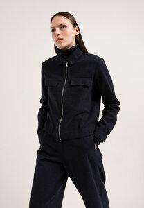 CARESSAA - Damen Jacke aus Bio-Baumwolle - ARMEDANGELS