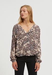 AROAA EARLY BIRCH - Damen Bluse aus LENZING ECOVERO - ARMEDANGELS