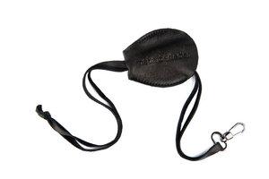 Schlüsselband aus Rhabarberleder - deepmello
