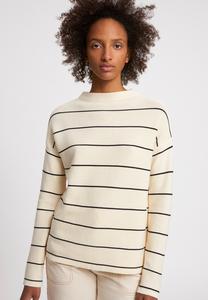 MEDINAA FINE STRIPES - Damen Pullover aus Bio-Baumwolle - ARMEDANGELS
