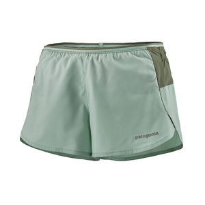 Laufshorts - W's Strider Pro Shorts - 3 in. - recyceltes Polyester - Patagonia