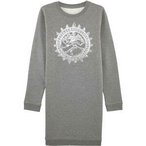 Yoga Sweatshirtkleid - Shiva Fever - Natural Born Yogi
