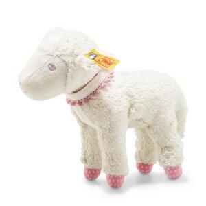 Steiff Lamm Liena oder Leno ganz bezaubernd für Ihr Baby 100 % kbA Baumwolle - Steiff