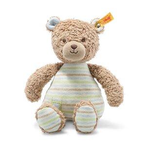 Steiff Teddybär Rosy oder Rudy ganz bezaubernd für Ihr Baby GOTS 100 % kbA Baumwolle - Steiff