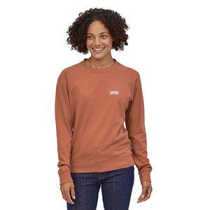 Sweatshirt - Women's Pastel P-6 Label Organic Crew Sweatshirt - Patagonia
