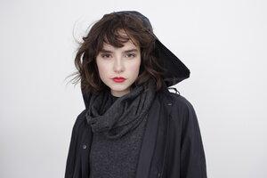 Lea Regenmantel Damen pale - Iksi - XXII Streetwear
