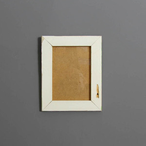 Bilderrahmen 10x15 Unikat! Recycling Upcycling Postkartenformat - Kater Pawel -upcycling products-
