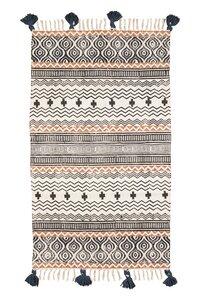 Teppich ANDREAS, Good Weave-zertifiziert, 70 x 120 cm - TRANQUILLO