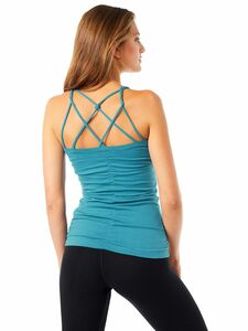 Yoga Top - Cable Yoga Top - Mandala