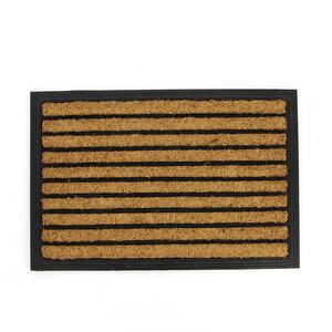 Fußmatte Streifen aus Kokosfaser - Mitienda Shop