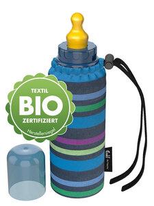 Babyflaschen-Set 250 ml Bio-Baumwolle - Emil die Flasche