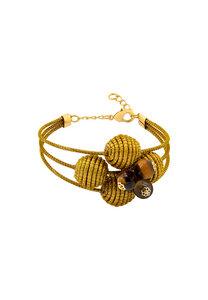 Armband Sophie Bio aus Golden Grass - Aline Celi