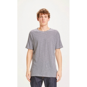 T-Shirt - ALDER narrow striped tee - aus Bio-Baumwolle - KnowledgeCotton Apparel