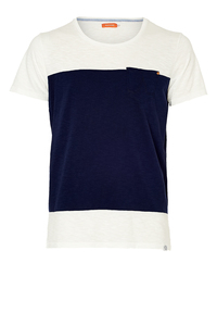 Cayden Colourblock Tee - Kuyichi