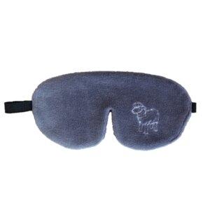 Kinderschlafmaske Schaf - Schlafprojekte Lenz