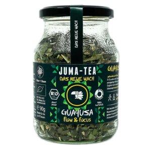 DAS NEUE WACH Guayusa flow&focus - JUMA-TEA
