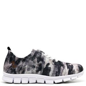"""Superleichter, veganer Sneaker """"thies ® PET Camo"""" aus recycelten Flaschen, flexibel und bequem - thies"""
