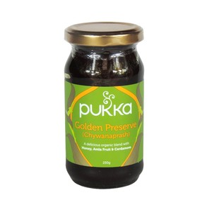 Golden Preserve (Bio Chywanaprash) 250g - Pukka Herbs