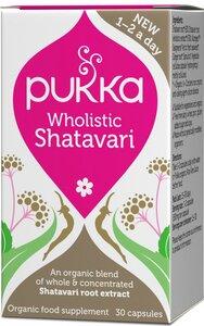 Bio Wholistic Shatavari, 30 Kapseln - Pukka Herbs