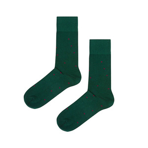 Socken aus Bio-Baumwolle / Organic Cotton DOTS - Kabak
