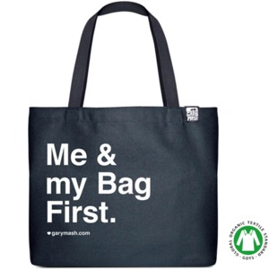 Shopper Me & my Bag First - Gary Mash