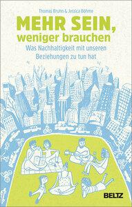 Mehr sein, weniger brauchen - Beltz-Verlag