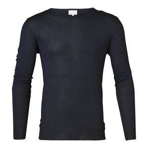 Bamboo Knit Total Eclipse - KnowledgeCotton Apparel