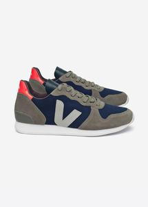 Holiday Low Top Suede Maracana Nautico Grey Oxford Grey - Veja