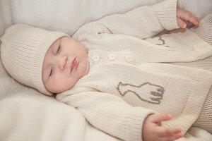 Baby Erstausstattung aus weicher Biobaumwolle in niedlicher Geschenksbox - Baby Paul's