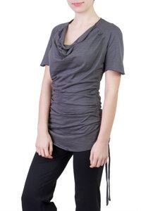 Shirt / Kleid Camelia grau - Ajna