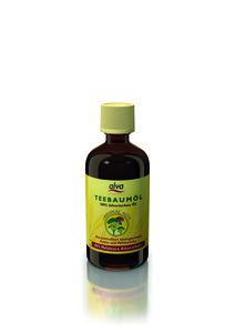 Teebaumöl 50 ml - alva naturkosmetik