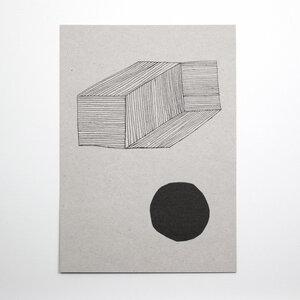 Der Purist Postkarte - Kleinwaren / von Laufenberg