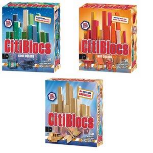 Holzbausteine - CitiBlocs