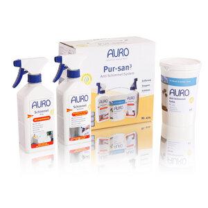 Auro Pur-san3 Anti-Schimmel-System aus 3 Komponenten - AURO