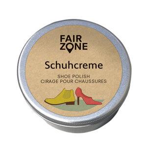 FAIR ZONE Schuhpflege 100 ml - Pflege für Schuhe - Fair Zone