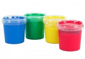 Fingermalfarbe 4er Set - ökoNORM®