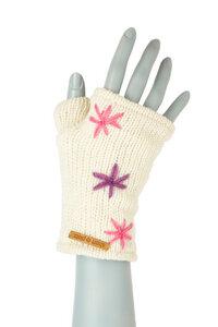 Handstulpen aus Schurwolle für Kinder, handgestrickt - short'n'pietz
