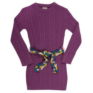 Kleid CABLE JUMPER GOTS-zertifiziert - Kite Kids