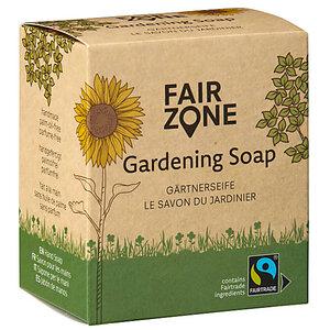 FAIR ZONE Gardening Soap 160 Gramm - Gärtnerseife für Hände - Fairzone